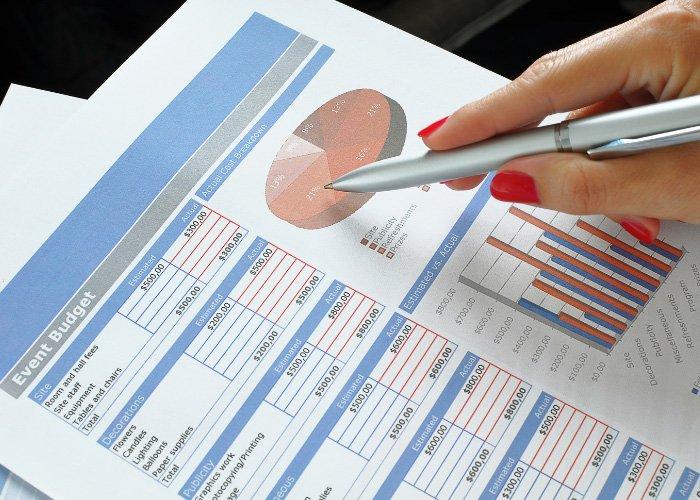 virtual assistant services - budget control