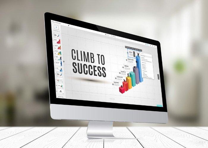 virtual assistant services - presentation creation